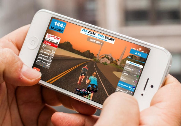 Tutorial Zwift: FAQ per iOS