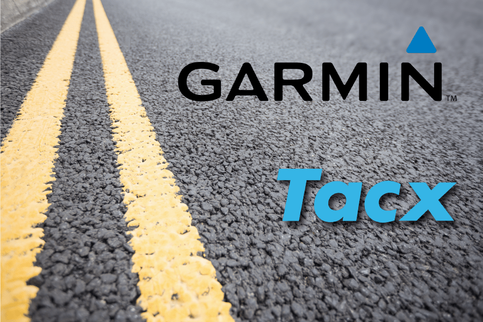 garmin acquista tacx