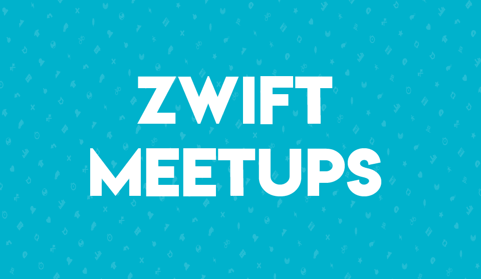 Meetups in Zwift Companion, spiegato